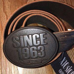 Ben Sherman Leather Belt